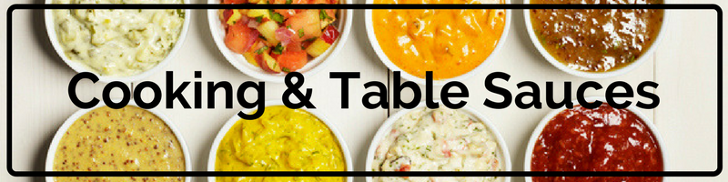Cooking Sauces & Table Sauces