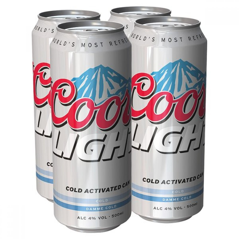 Adolph Coors Iii Stock Photos And Pictures: M3 Distribution Services Irish Wholesale Coors Light