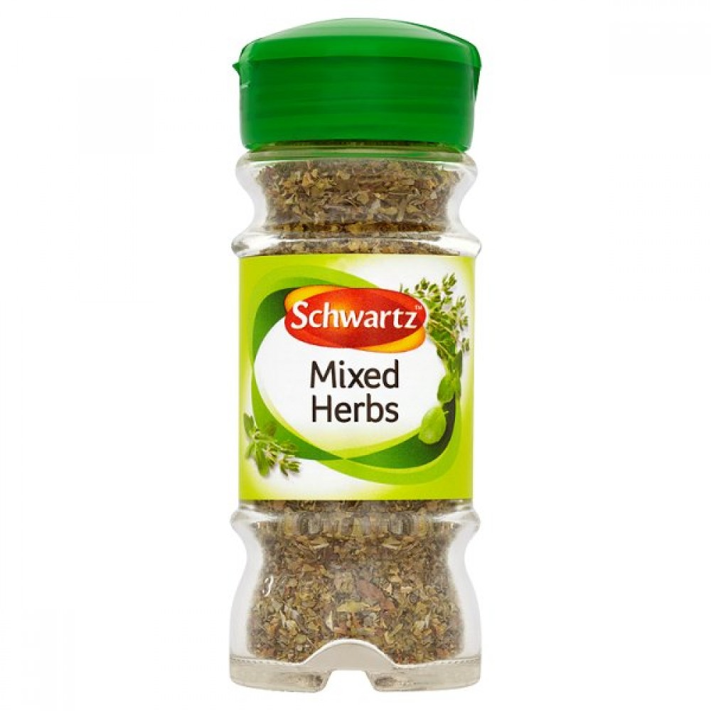 Bulk herbs wholesale - More Views M3 Distribution Services Bulk Irish Wholesale Scwartz Mixed Herbs 9g