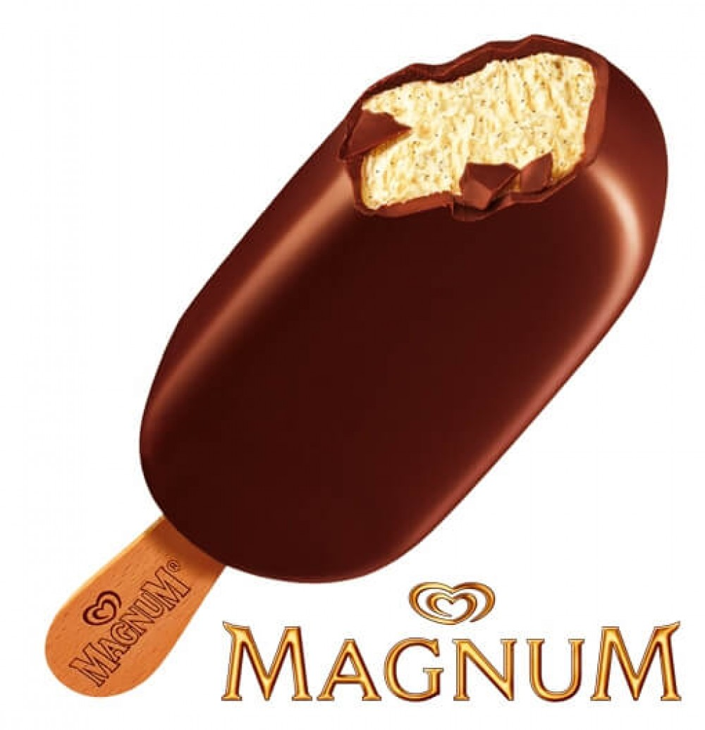 Magnum Classic Ice Cream M3 Distribution