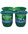 M3 Distribution Services Irish Food Wholesaler Danone Activia Blueberry (6x4x125g)