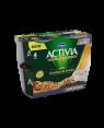 Danone Activia Spelt & Poppy Seeds (6x4x120g)