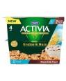 Activia Muesli & Fruit 0% 4Pk (6x4X120G)