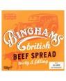 M3 Distribution Services Binghams Beef Spread 100g