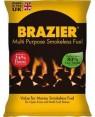 M3 Distribution Services Irish Food Wholesaler Brazier Smokeless Fuel (1x20Kg)