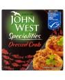 M3 Distribution Bulk Irish Wholesale Food John West Dressed Crab 43g