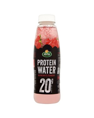 M3 Distribution Services Irish Food Wholesale Arla Protein Water Raspberry/Strawberry 500ml