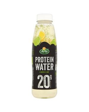 M3 Distribution Services Irish Food Wholesale Arla Protein Water Lemon/Lime 500ml