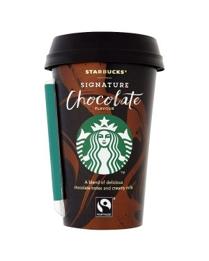 M3 Distribution Services Irish Food Wholesaler Starbucks Signature Chocolate Flavour (10x220ml)