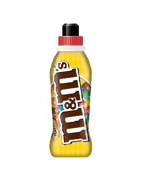 M3 Distribution Services Irish Food Wholesaler Mars Peanut M&M's Sportscap Drink PM£1.29 (8x350ml)