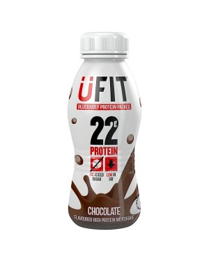 M3 Distribution Services UFIT Chocolate High Protein Milkshake 310ml