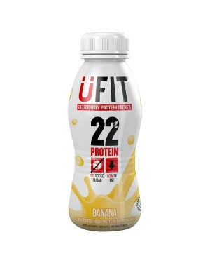 M3 Distribution Services UFIT Banana High Protein Milkshake 310ml