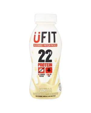 M3 Distribution Services UFIT Vanilla High Protein Milkshake 310ml