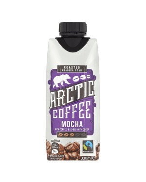 Arctic Coffee Iced Coffee Mocha (8x330 ML)
