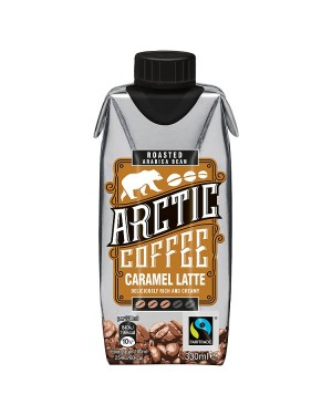M3 Distribution Services Irish Food Wholesale Arctic Coffee Iced Caramel Latte 330ml