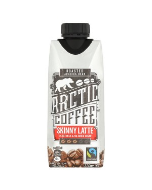 Arctic Coffee Iced Skinny Latte (8x330 ML)