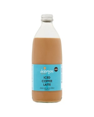Delamere Iced Coffee Latte (12x500 ML)