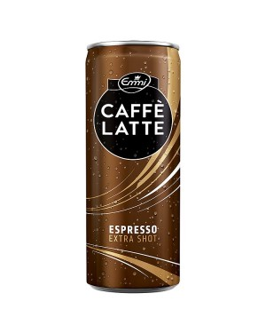 M3 Distribution Services Emmi Caffe Latte Espresso Double Shot 250ml