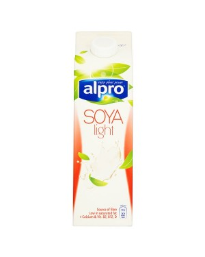 M3 Distribution Services Alpro Fresh - Soya Light Unsweetened