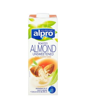 M3 Distribution Services Alpro UHT - Almond Unsweetened 1Litre