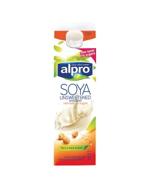 M3 Distribution Services Alpro Fresh - Soya Unsweetened