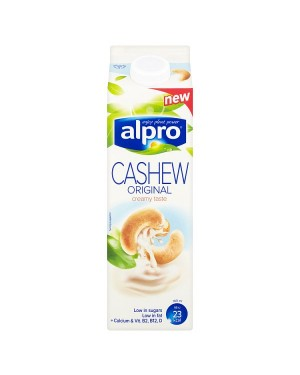 M3 Distribution Services Irish Food Wholesaler Alpro Cashew Original (6x1Litre)