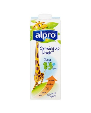 M3 Distribution Services Irish Food Wholesaler Alpro Growing Up Drink (8x1Litre)