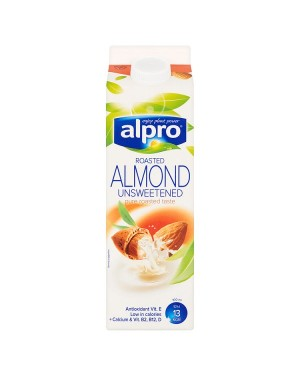 M3 Distribution Services Alpro Fresh - Almond Unsweetened 1Litre