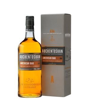 M3 Distribution Services Irish Bulk Food Wholesale Auchentoshan American Oak Scotch Whisky (6x700ml)