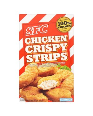 M3 Distribution SFC Crispy Chicken Strips 400g