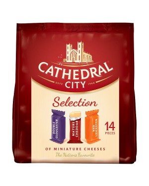 M3 Distribution Services Cathedral City - 14 Pack British Selections