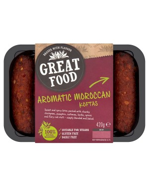 M3 Distribution Services Great Food Aromatic Moroccan Koftas 420g