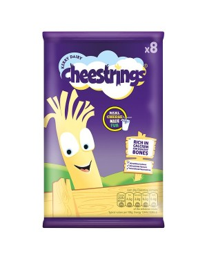 M3 Distribution Services Cheesestring Cheddar Original 8pack