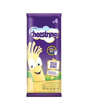 M3 Distribution Services Cheesestring Cheddar 4pack