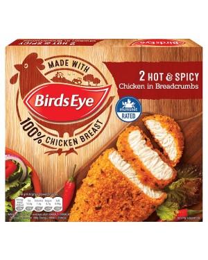 M3 Distribution Services Food Wholesalers Birds Eye 2 Hot & Spicy Chicken in Breadcrumbs