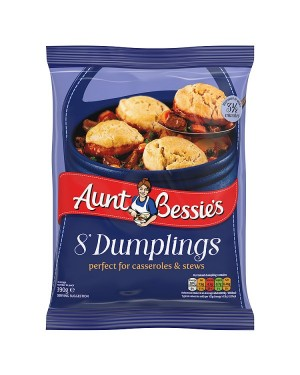 M3 Distribution Aunt Bessie's Dumplings 390g