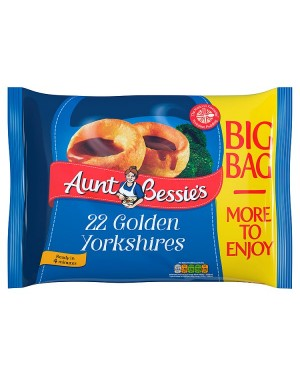 M3 Distribution Aunt Bessie's 22 Yorkshire Puddings