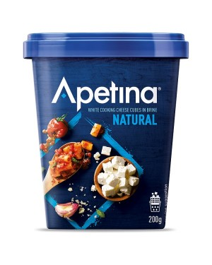 M3 Distribution Services Apetina Feta Cheese Cube 200g