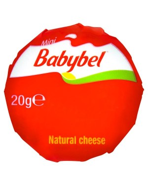 M3 Distribution Services Bel Mini Cheese Singles 20g
