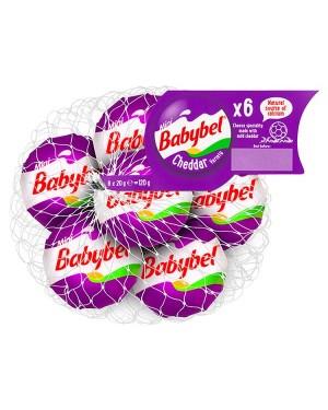 M3 Distribution Services Bel Mini Cheddar Babybel Net