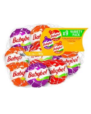 M3 Distribution Services Bel Babybel Variety Pack
