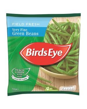 M3 Distribution Services Irish Food Wholesaler Birds Eye Very Fine Green Beans (12x750g)