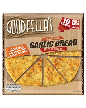 M3 Distribution Services Irish Food Wholesaler Goodfellas Cheesy Garlic Bread (7x223g)