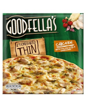 M3 Distribution Services Irish Food Wholesaler Goodfellas Thin Roast Chicken (7x365g)
