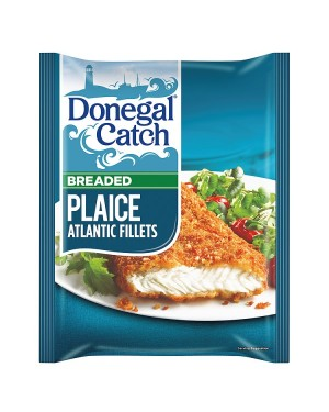 M3 Distribution Services Irish Food Wholesaler Donegal Catch Breaded Plaice (12x450g)