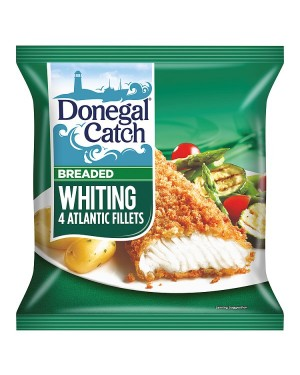 M3 Distribution Services Irish Food Wholesaler Donegal Catch Breaded Whiting (12x450g)