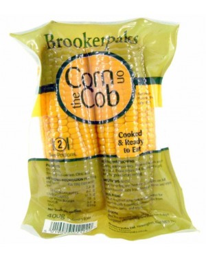 M3 Distribution Services Irish Food Wholesale Brooker Pack 2 Corn On The Cob
