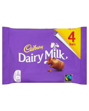 M3 Distribution Services Bulk Food Wholesaler Cadbury Dairy Milk 4pack