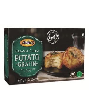 M3 Distribution Services Irish Food Wholesaler Aviko Cream & Cheese Potato Gratin (8x150g)
