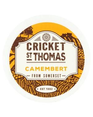 M3 Distribution Services Irish Food Wholesaler Cricket St Thomas Camembert (6x140g)